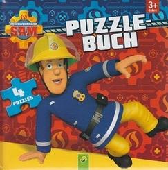Puzzlebuch Feuerwehrmann Sam