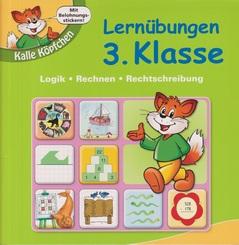 Lernübungen 3. Klasse - Lernblock