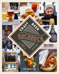 Craft Beer Kochbuch (eBook, ePUB)