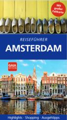 Reiseführer Amsterdam - Mit großer Faltkarte