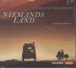 Niemandsland, 5 Audio-CDs