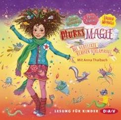 Murks-Magie - Das verflixte Klassen-Schlamassel, 2 Audio-CDs