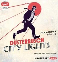 Düsterbusch City Lights, 1 MP3-CD