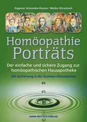 Homöopathie-Porträts (eBook, PDF)