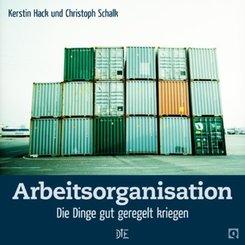 Arbeitsorganisation (eBook, ePUB)