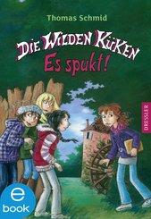 Die Wilden Küken - Es spukt! (eBook, ePUB)