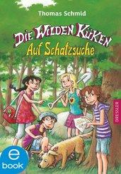 Die Wilden Küken - Auf Schatzsuche (eBook, ePUB)
