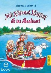 Die Wilden Küken. Ab ins Abenteuer (eBook, ePUB)