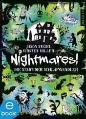 Nightmares! - Die Stadt der Schlafwandler (eBook, ePUB)