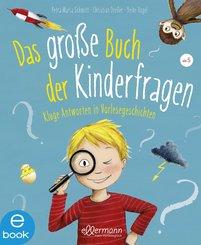 Das große Buch der Kinderfragen (eBook, ePUB)