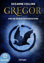 Gregor und die graue Prophezeiung (eBook, ePUB)