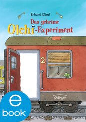 Das geheime Olchi-Experiment (eBook, ePUB)