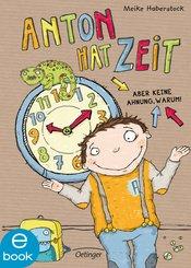 Anton hat Zeit (eBook, ePUB)