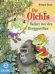 Die Olchis. Safari bei den Berggorillas (eBook, ePUB)