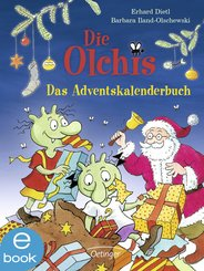 Die Olchis. Das Adventskalenderbuch (eBook, ePUB)