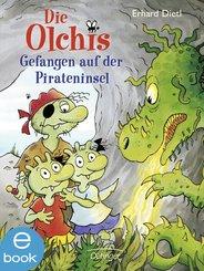 Die Olchis. Gefangen auf der Pirateninsel (eBook, ePUB)