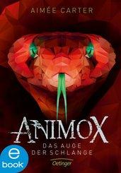 Animox. Das Auge der Schlange (eBook, ePUB)