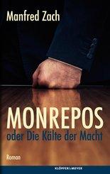 Monrepos oder die Kälte der Macht (eBook, ePUB)