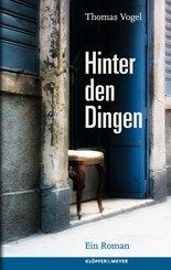 Hinter den Dingen (eBook, ePUB)