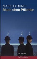 Mann ohne Pflichten (eBook, ePUB)