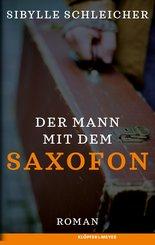 Der Mann mit dem Saxofon (eBook, ePUB)