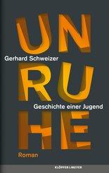 Unruhe (eBook, ePUB)