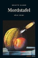 Mordstafel (eBook, ePUB)