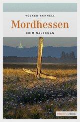 Mordhessen (eBook, ePUB)