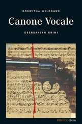 Canone Vocale (eBook, ePUB)