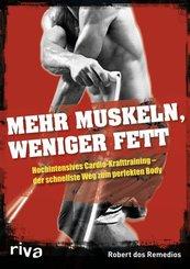 Mehr Muskeln, weniger Fett (eBook, ePUB)