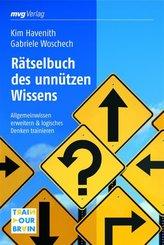 Rätselbuch des unnützen Wissens (eBook, PDF)