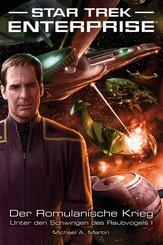 Star Trek - Enterprise 4: Der Romulanische Krieg - Unter den Schwingen des Raubvogels I (eBook, ePUB)
