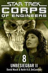 Star Trek - Corps of Engineers 08: Unbesiegbar 2 (eBook, ePUB)