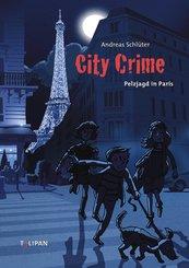 City Crime - Pelzjagd in Paris (eBook, ePUB)