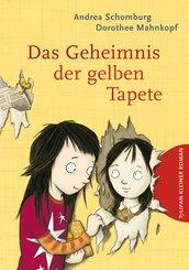 Das Geheimnis der gelben Tapete (eBook, ePUB)