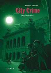 City Crime - Walzer in Wien: Band 7 (eBook, ePUB)