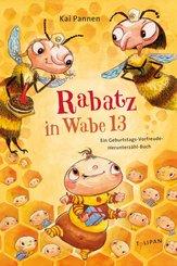 Rabatz in Wabe 13 (eBook, ePUB)