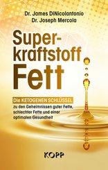Superkraftstoff Fett (eBook, ePUB)