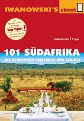 101 Südafrika - Reiseführer von Iwanowski (eBook, ePUB)