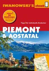 Piemont & Aostatal - Reiseführer von Iwanowski (eBook, ePUB)