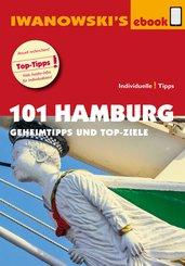 101 Hamburg - Reiseführer von Iwanowski (eBook, PDF)