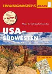 USA-Südwesten - Reiseführer von Iwanowski (eBook, PDF)
