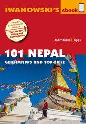 101 Nepal - Reiseführer von Iwanowski (eBook, PDF)