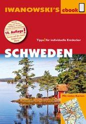 Schweden - Reiseführer von Iwanowski (eBook, ePUB)