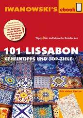 101 Lissabon - Reiseführer von Iwanowski (eBook, ePUB)
