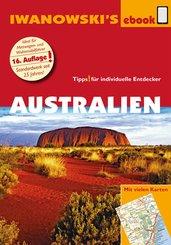 Australien mit Outback - Reiseführer von Iwanowski (eBook, ePUB)