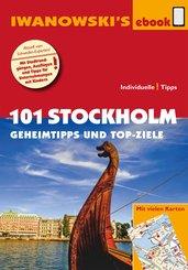 101 Stockholm - Geheimtipps und Top-Ziele (eBook, PDF)