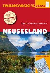 Neuseeland - Reiseführer von Iwanowski (eBook, PDF)