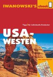 USA-Westen - Reiseführer von Iwanowski (eBook, ePUB)