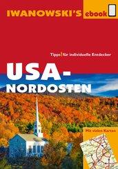 USA-Nordosten - Reiseführer von Iwanowski (eBook, PDF)
